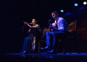 Amparo Heredia y Ángel Ruíz -> Foto by Casey Mitchell