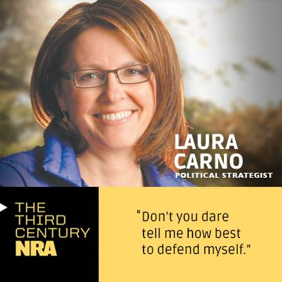 3rd Century NRA Laura Carno