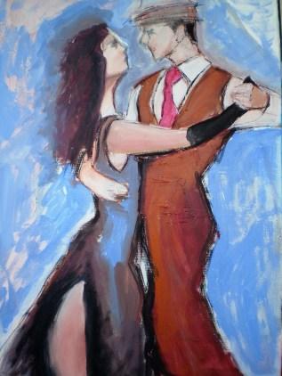 acrylic on canvas 50×80