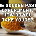 I'm trying Golden Paste and I want your tips