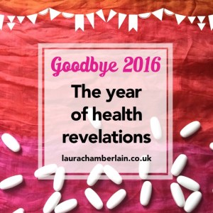 Goodbye 2016: a year of health revelations