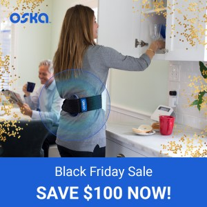 $100 off the Oska Pulse, Plus use code LAURASPEN to win money back