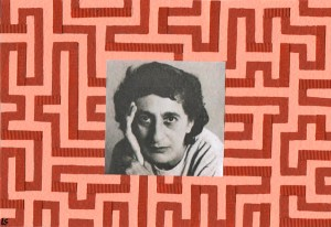 """""""Homage to Annie Albers"""""""