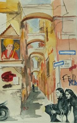 Napoli in-devozione: S. Gennaro nei vicoli