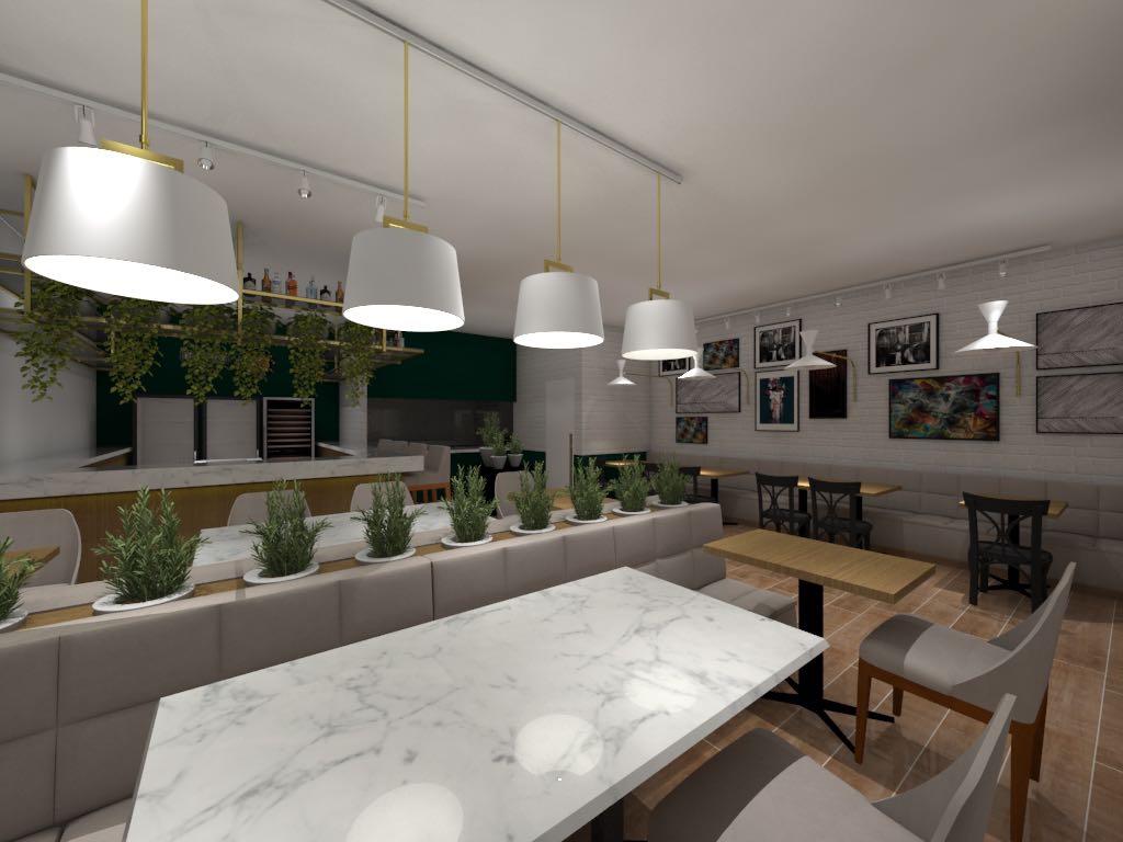 Com aposta democrática, restaurante Ao Zeca abre as portas em julho no Passeio Primavera