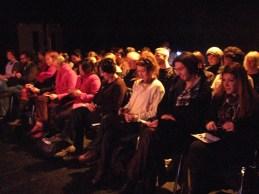Laura Dee Milnes, Number 23 (2009). Audience playing bingo. Photo by Milda Sokolovaite