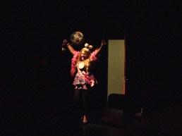 Laura Dee Milnes, Number 23 (2009). Natasha Willmore as Sharon. Photo by Milda Sokolovaite
