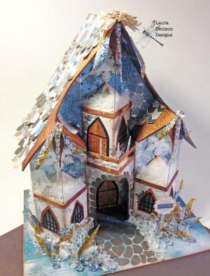 LDD Winter Fairy House copy