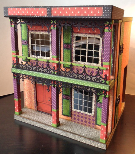 VooDoo Doll House Pattern