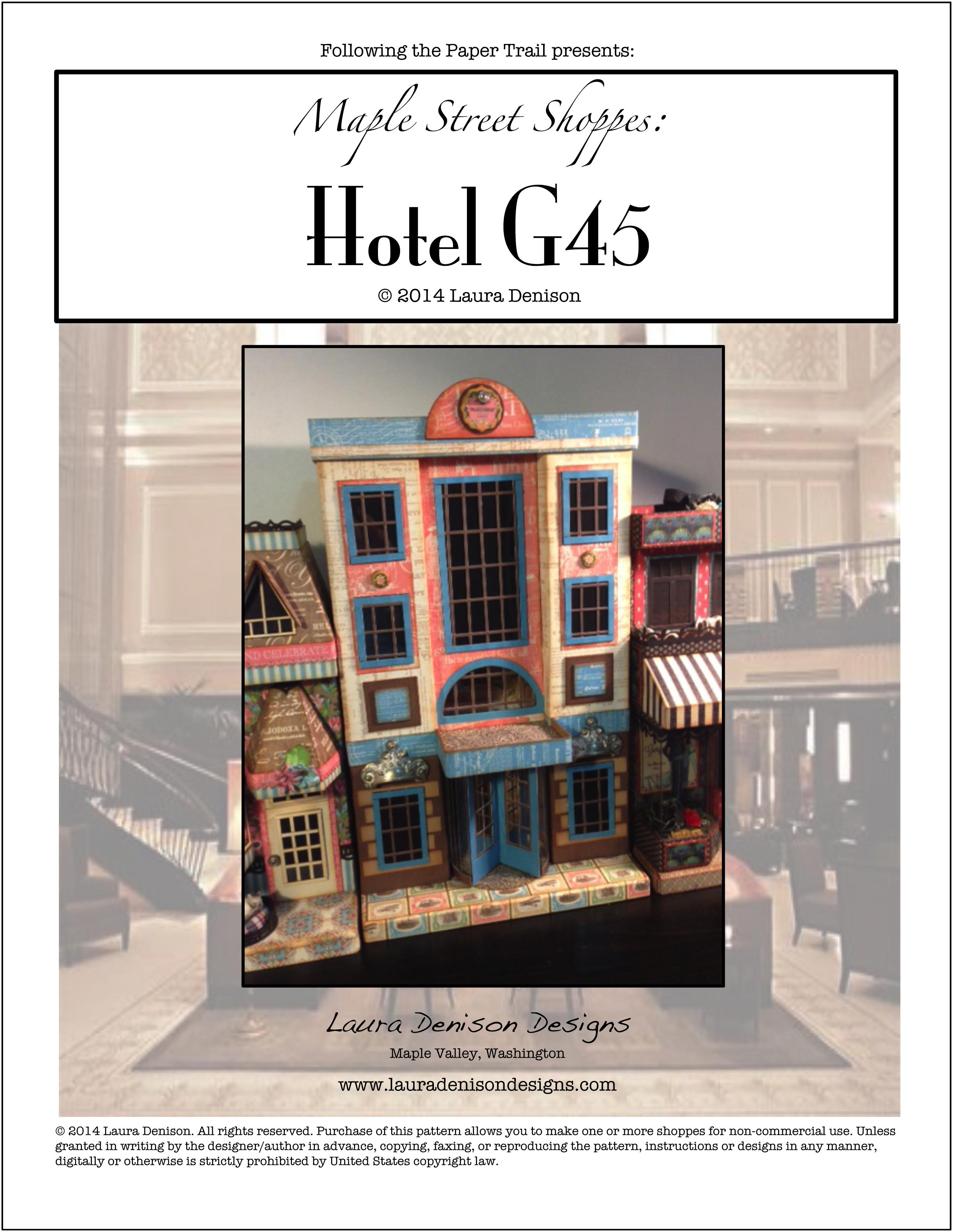 Maple Street Hotel G45
