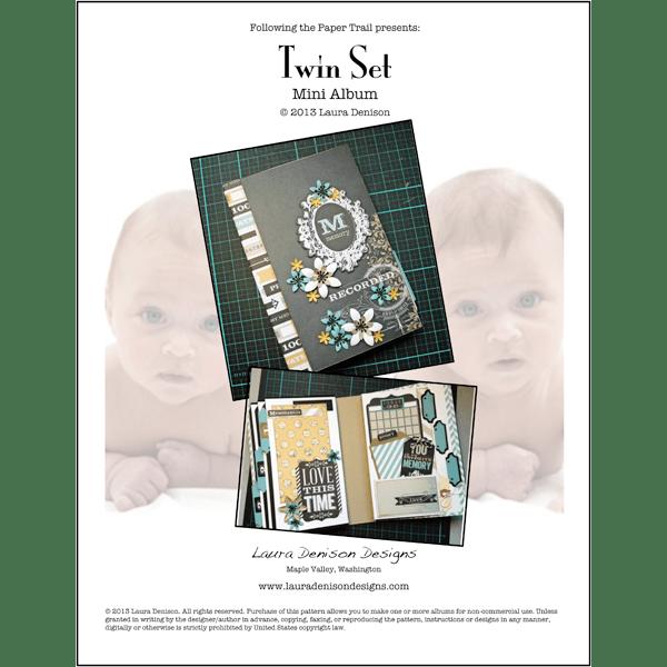 new style b3c2d 9814d Twin Set Mini Album