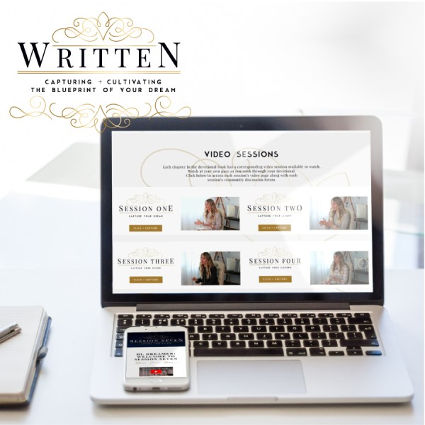 WrittenWebTitle