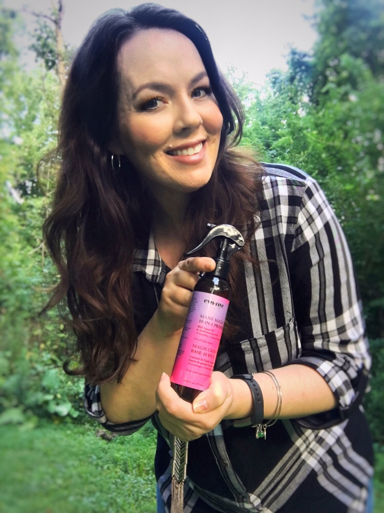 Eva NYC Mane Magic 10-in-1 Primer Hair Collaboration