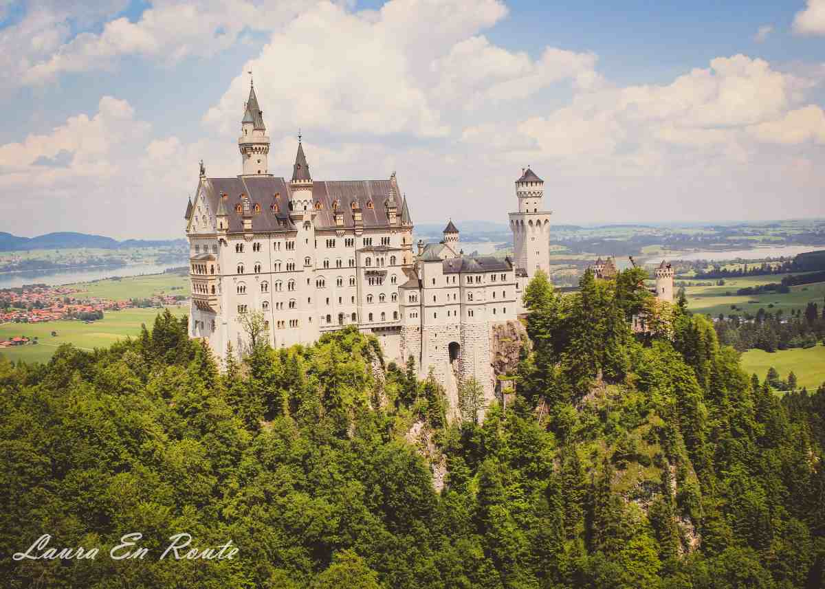 How to Visit a Fairy Tale Castle - Neuschwantstein