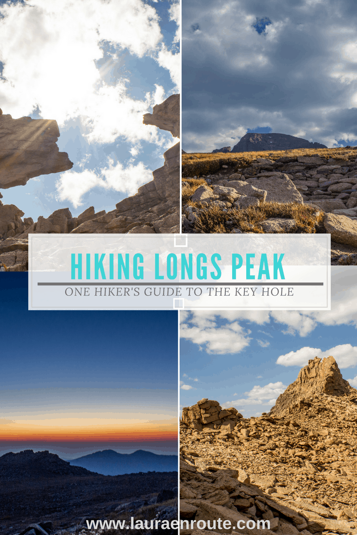 Hiking Longs Peak to the Key Hole, www.lauraenroute.com