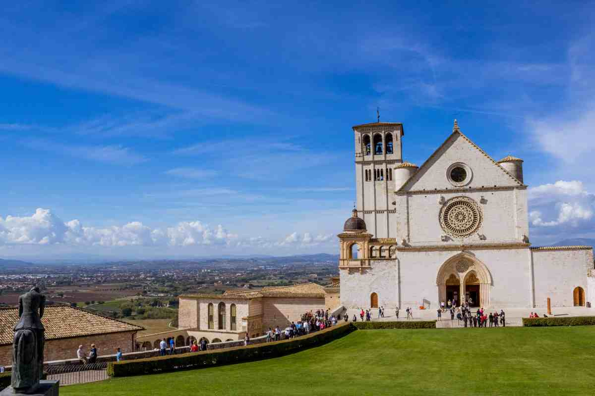 8 Sights to See in Assisi