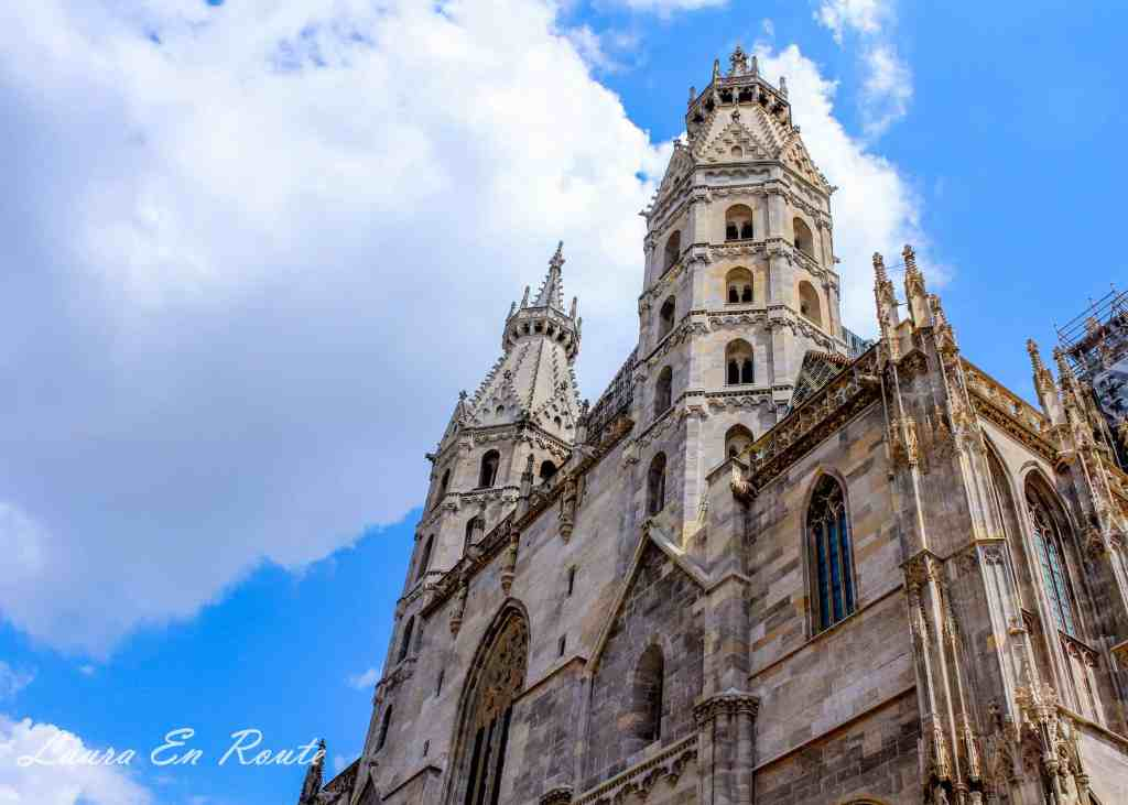 St. Stephen's Cathedral, Vienna - www.lauraenroute.com