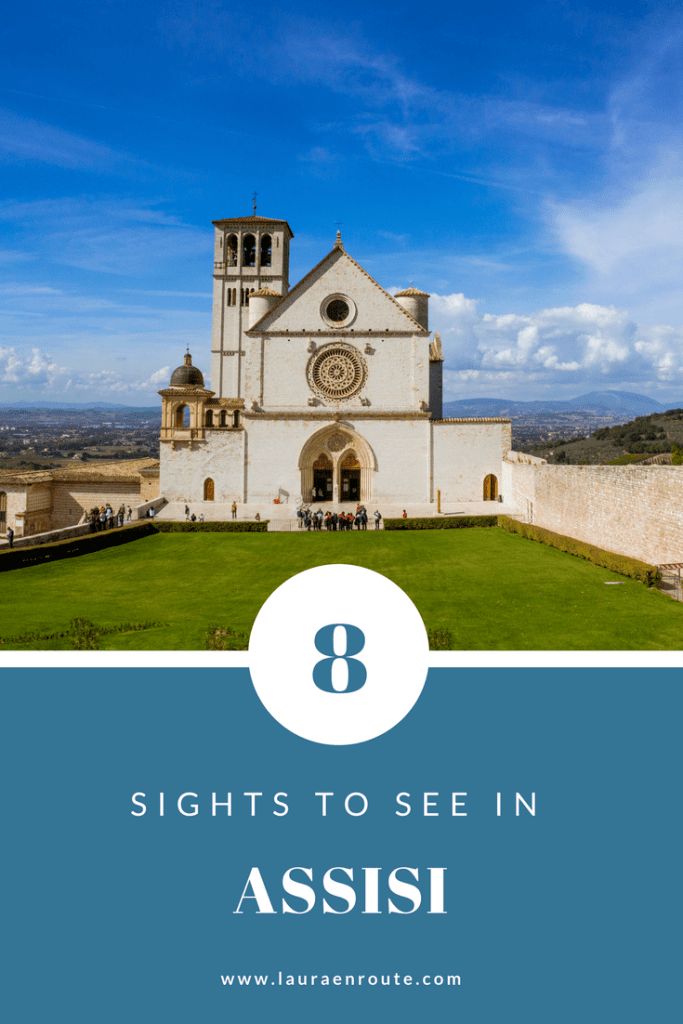 8 sights to see in Assisi - www.lauraenroute.com - #visitassisi