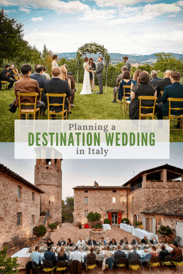 Planning a Destination Wedding in Italy - www.lauraenroute.com - photos by Jules Bower