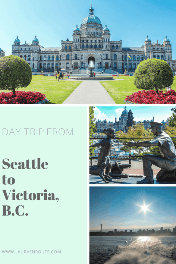 Day Trip from Seattle to Victoria, B.C. - www.lauraenroute.com