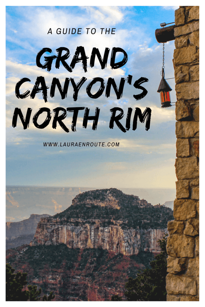 Grand Canyon's North Rim - www.lauraenroute.com