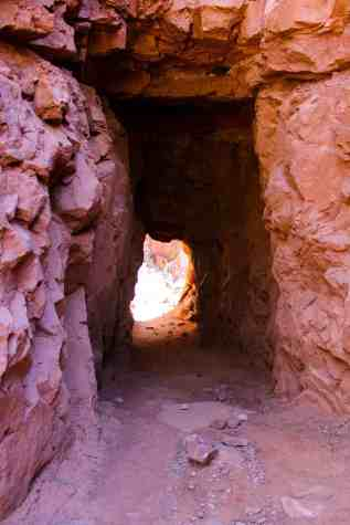Supai Tunnel, North Kaibab Trail, Grand Canyon