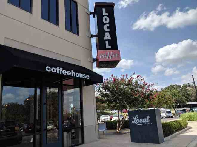 Local Coffee - San Antonio Coffee Shops - www.lauraenroute.com