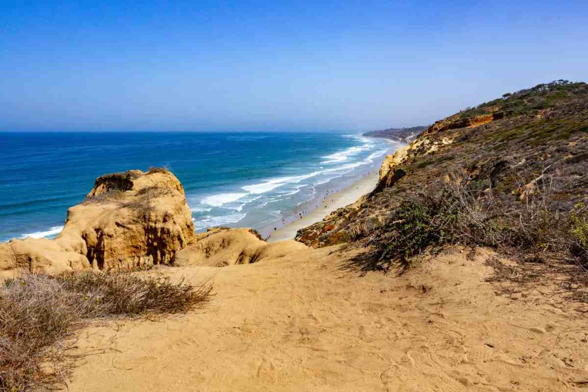 Hiking Torrey Pines