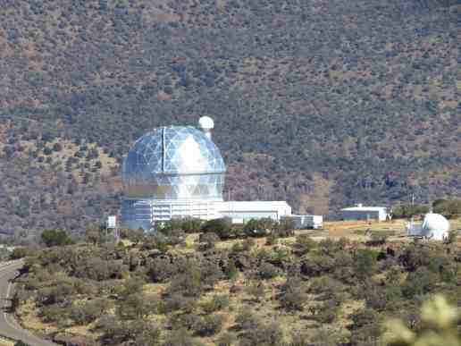 McDonald Observatory:.Indian Lodge: A West Texas Getaway