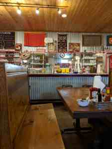 Fort Davis General Store - Where to Eat When Staying at the Indian Lodge - www.lauraenroute.com