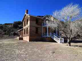 Fort Davis National Historic Site - Indian Lodge: A West Texas Getaway - www.lauraenroute.com