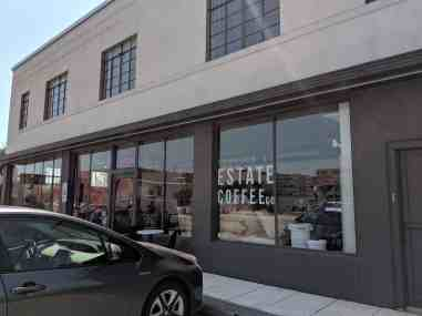 Estate Coffee Co. - SA Coffee Shops