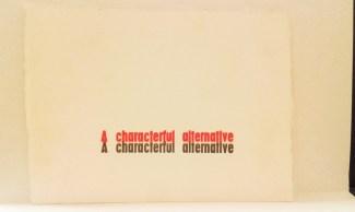 Outcomes of letterpress