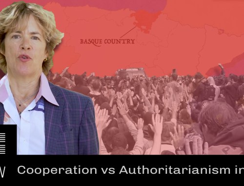Cooperation vs Authoritarianism in Spain