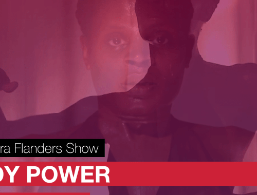 Okwui Okpokwasili: Body Power