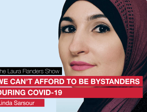 Linda Sarsour we can't be bystanders