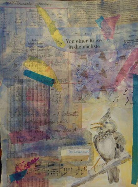Eye Poetry - Das Lerchenlied