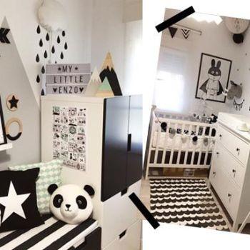 decoración infantil montessory