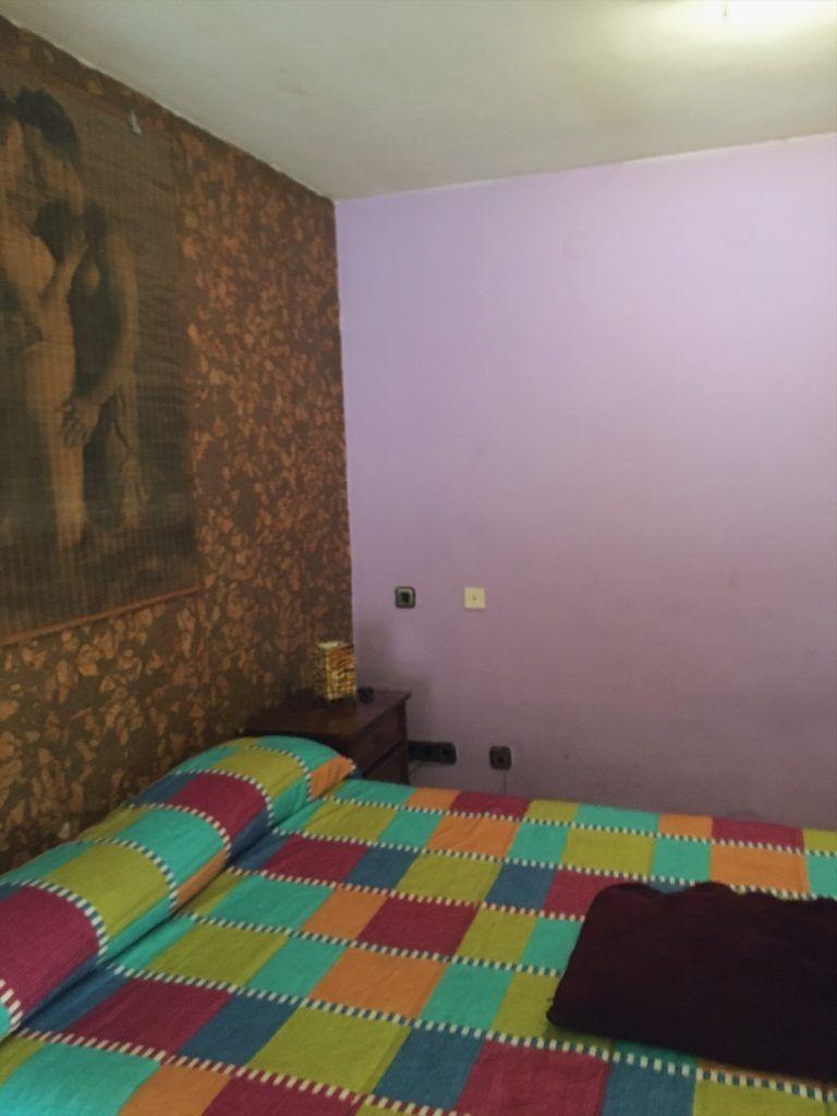 Nuestra habitación ANTES
