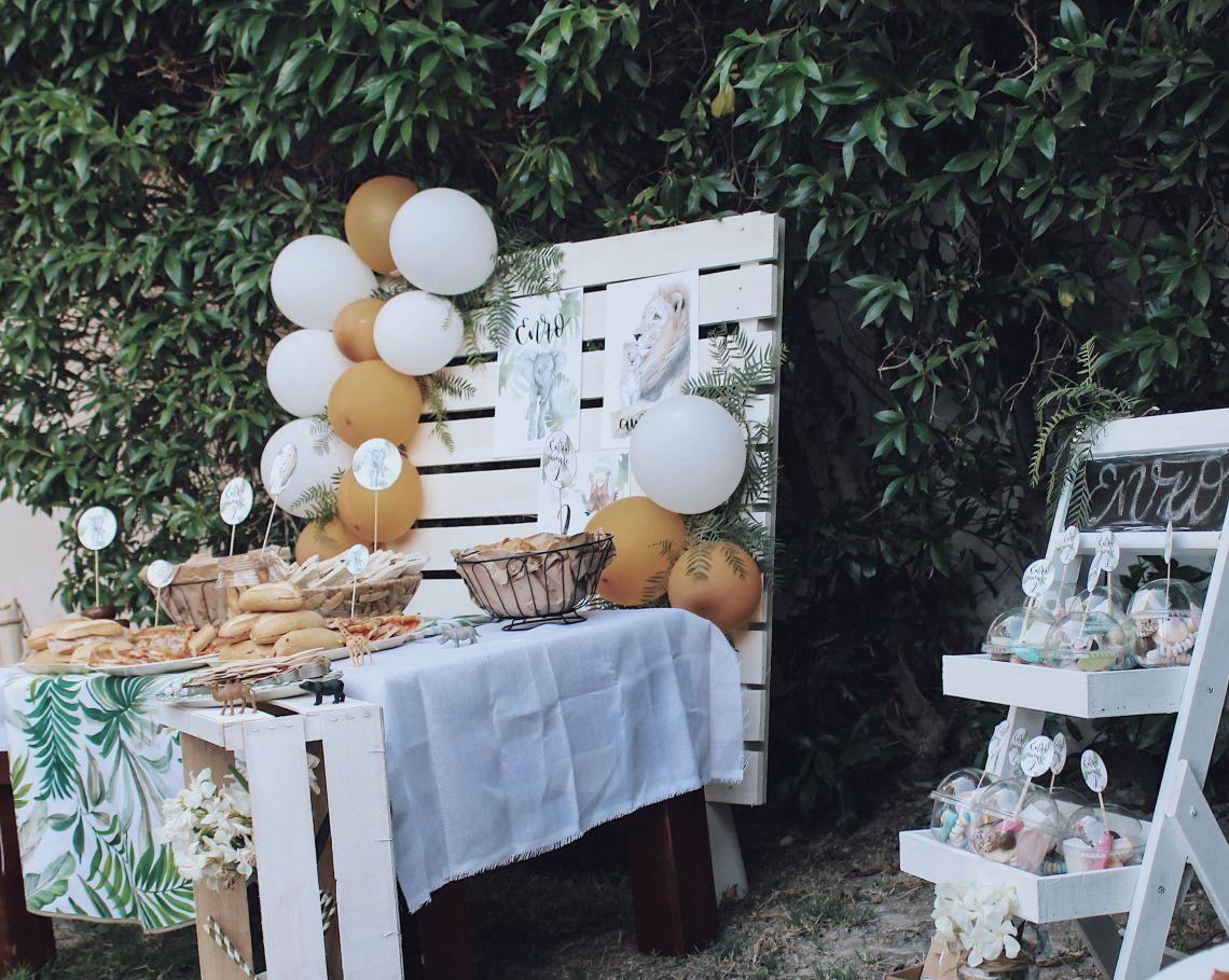 decoracion fiesta infantil
