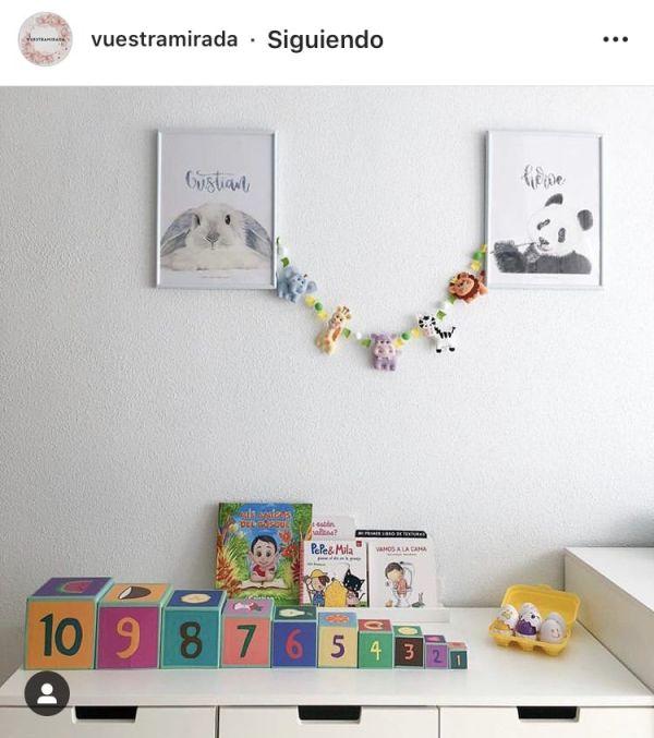 láminas personalizadas infantiles