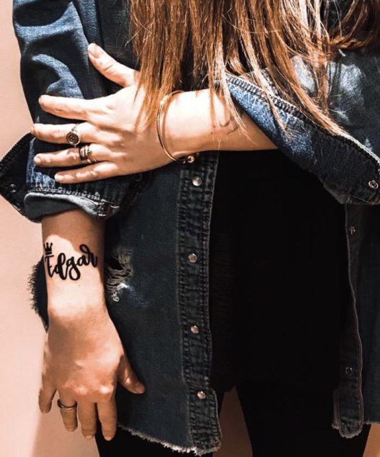 diseño de tatuaje laura ges