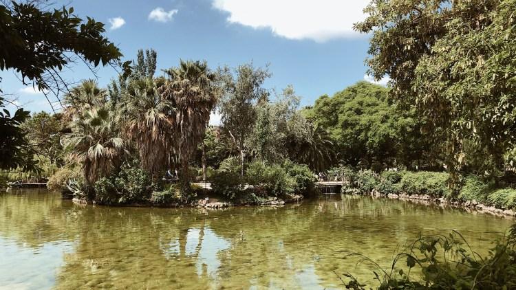 Barcelona Parc de la Ciutadela