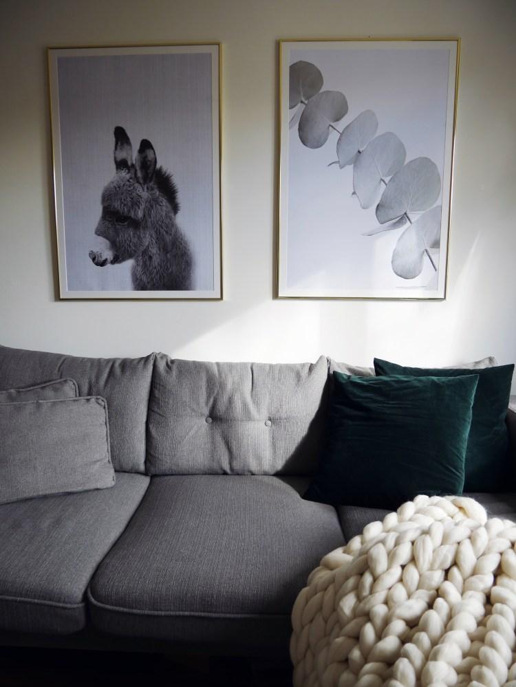 Wohnzimmer Bilder Juniqe Esel Eukalyptus