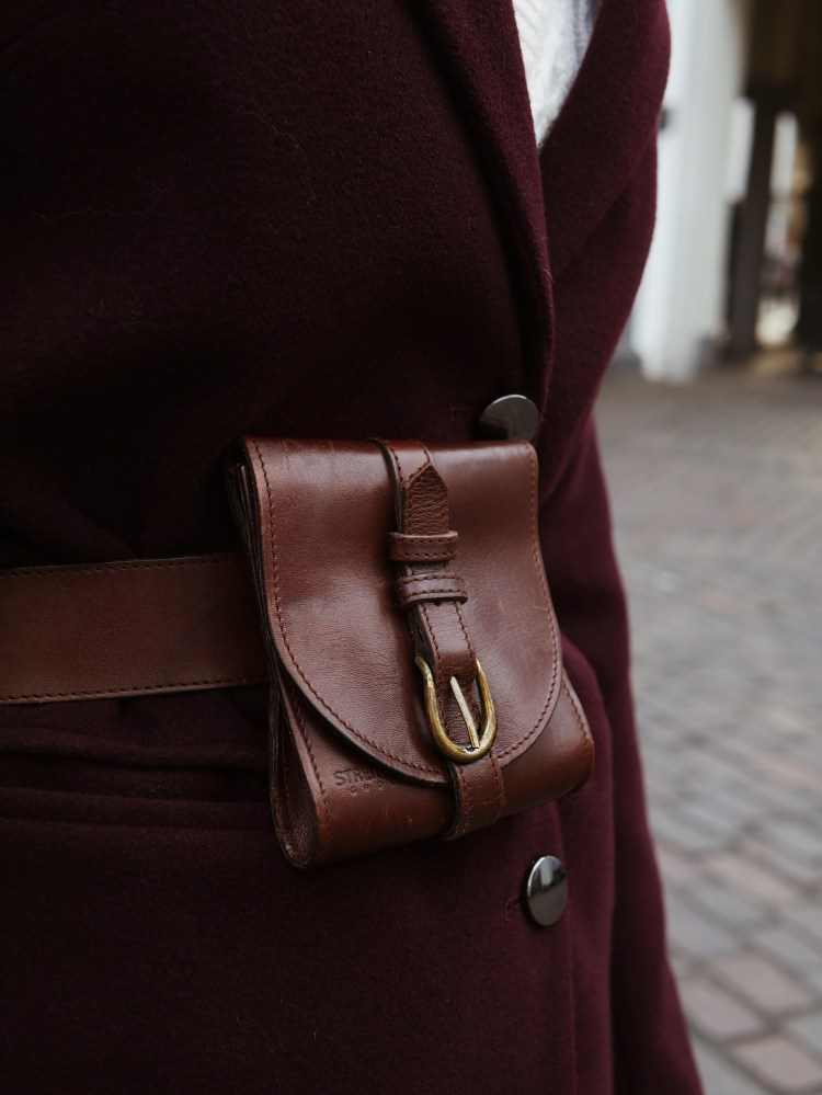 Strenesse Vintage Belt Bag