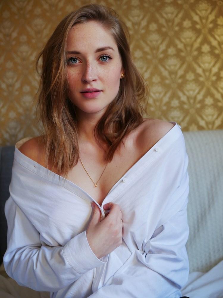 Laura Herz Beauty Shoot Natural