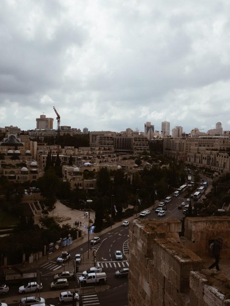 David Museum Tower Jerusalem