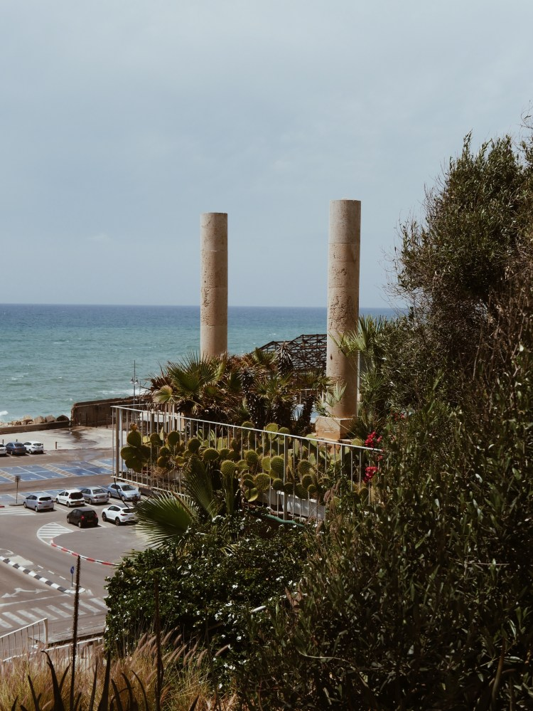 Hafen Jaffa Tel Aviv