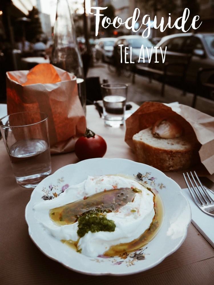 Foodguide Tel Aviv