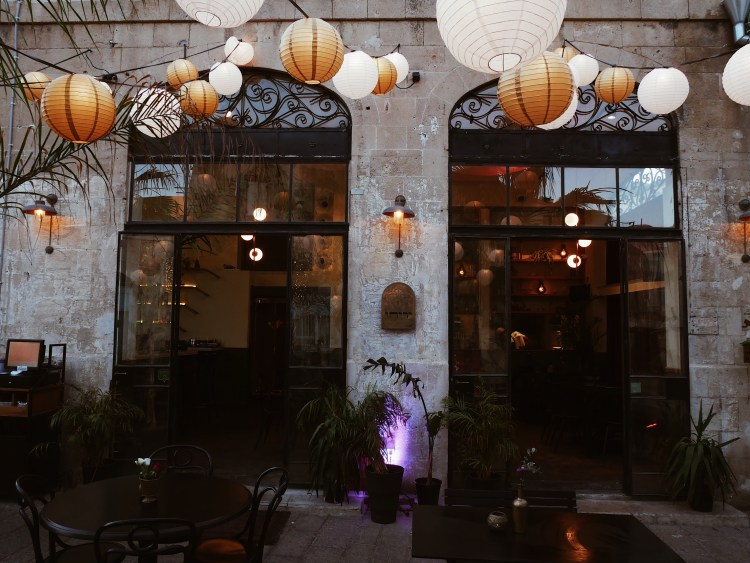 Restaurant Jericho Old Jaffa